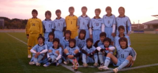アクート岡山のジュニアユースチーム