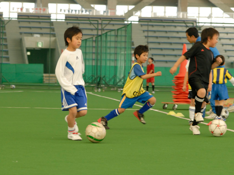 岡山の少年サッカースクール